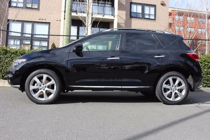 2014 nissan murano platinum awd used for sale in victoria at campus acura. Black Bedroom Furniture Sets. Home Design Ideas