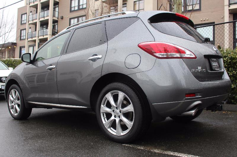 2014 nissan murano platinum awd used for sale in victoria at campus nissan. Black Bedroom Furniture Sets. Home Design Ideas
