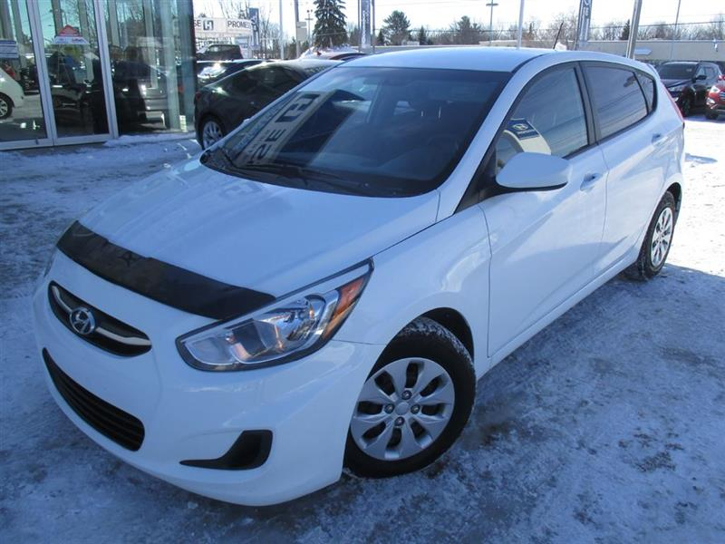 Hyundai Accent Hatchback 2015