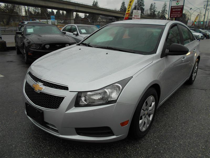 2012 Chevrolet Cruze LS AUTOMATIC #MMT7134