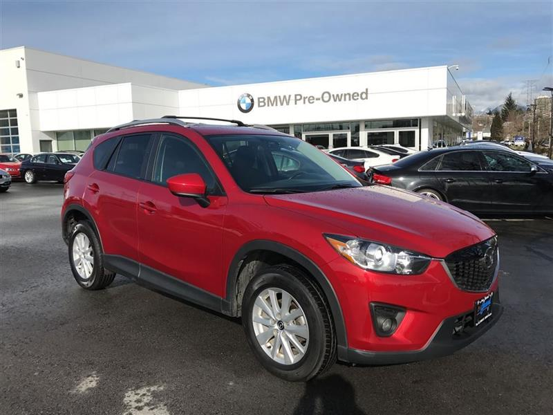 2014 Mazda CX-5 GS AWD at #BP570710
