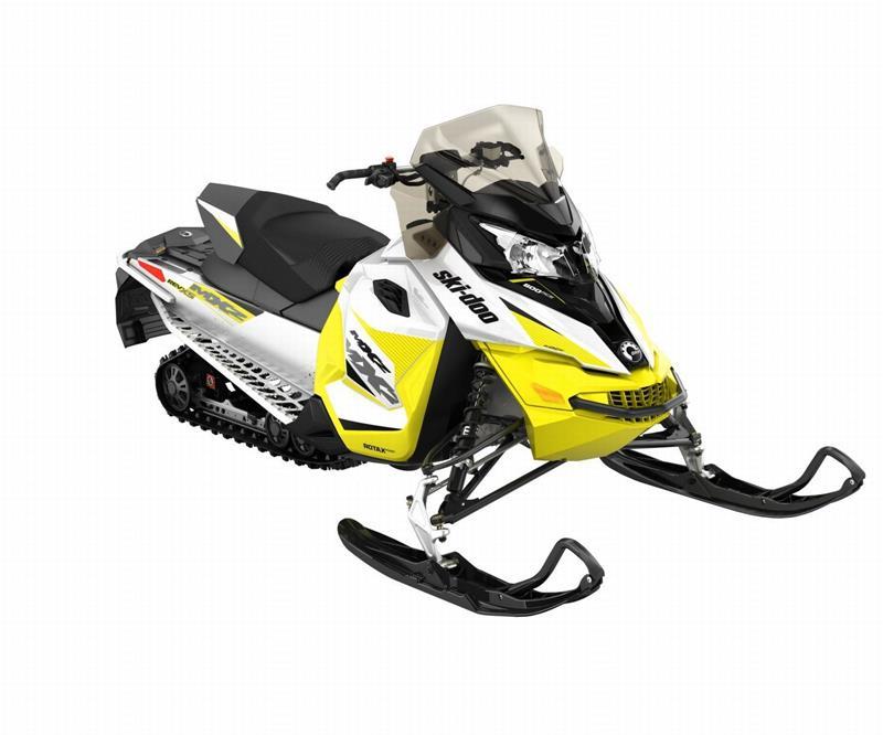 Ski-Doo neuf MXZ SPORT 600 ACS 2017