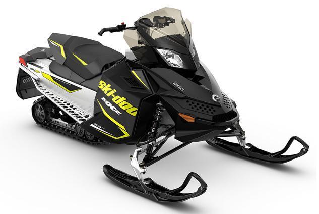 Ski-Doo neuf MXZ SPORT 600 2017
