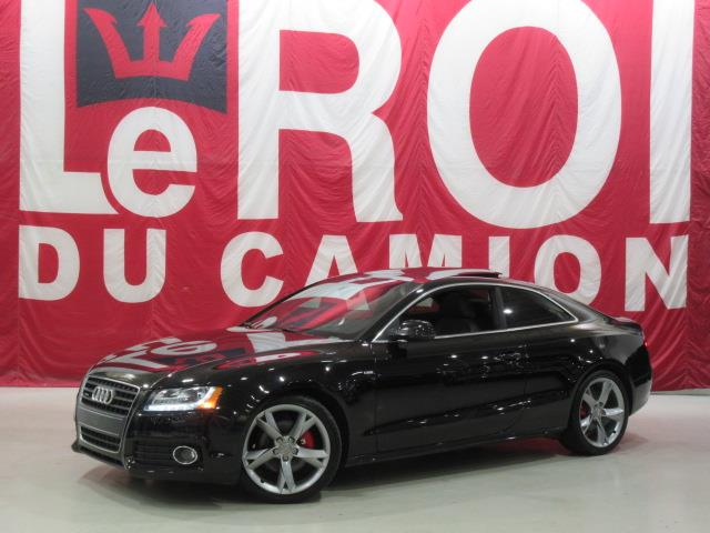 Audi A5 2010 2.0T QUATTRO S-LINE 6 SPEED  #A6053