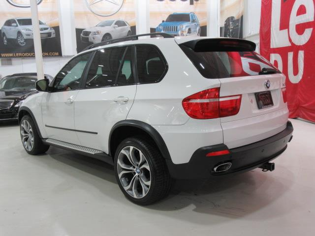 bmw x5 4 8i sport tv dvd premium 2008 occasion vendre saint eustache chez le roi du camion. Black Bedroom Furniture Sets. Home Design Ideas