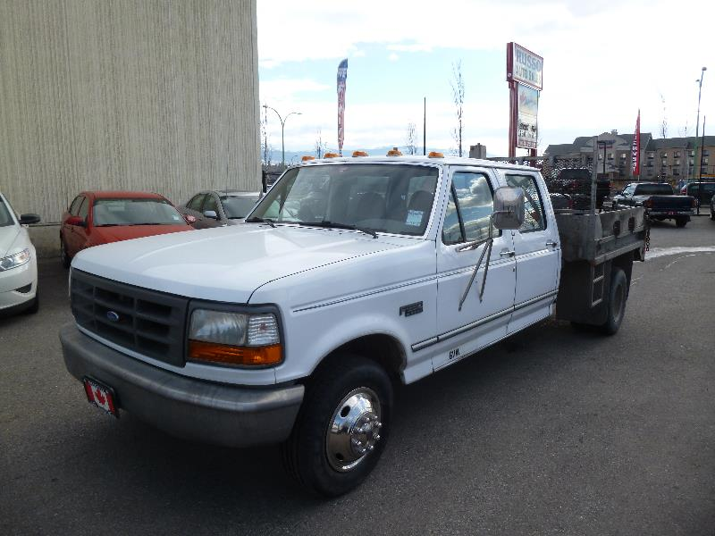 1996 Ford F-350 Chassis Cab