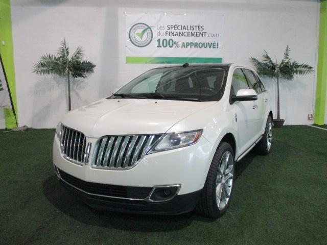 Lincoln MKX 2013 AWD #1287-07