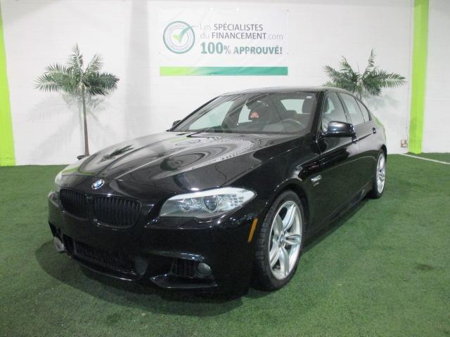 BMW 5 Series Sedan 2012