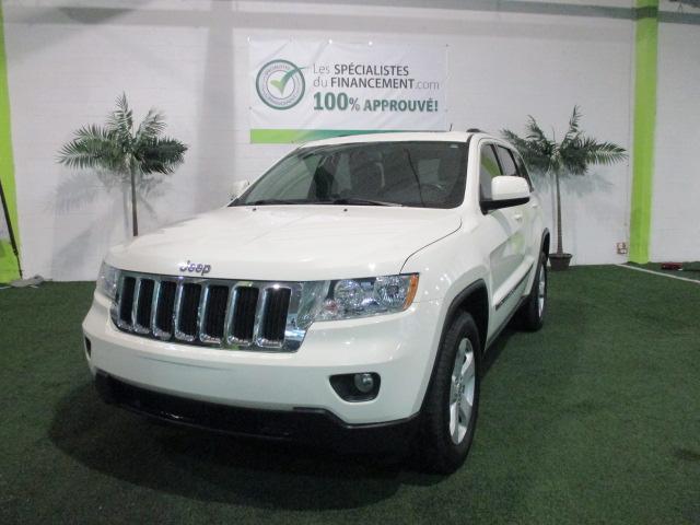 Jeep Grand Cherokee 2012 4x4, CUIR, PANO #1395-10