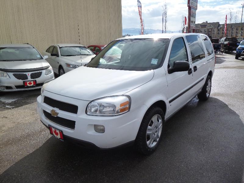 2009 Chevrolet Uplander Cargo Van #N0008