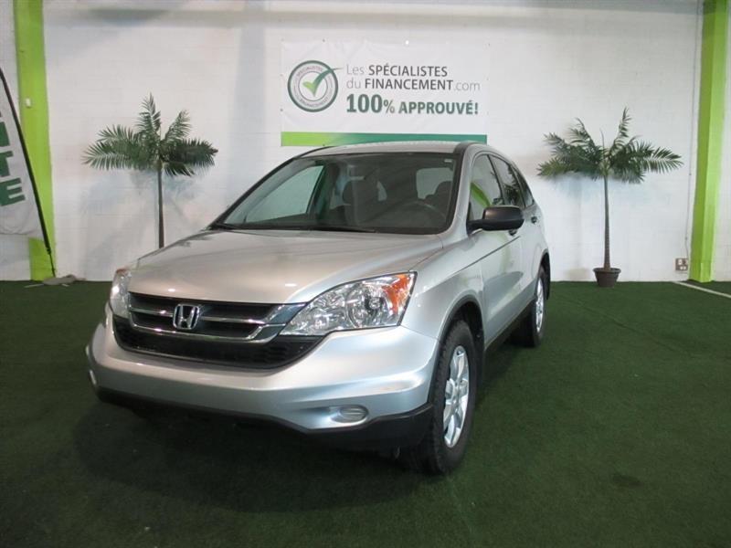 Honda CR-V 2011 LX 4WD #1150-04