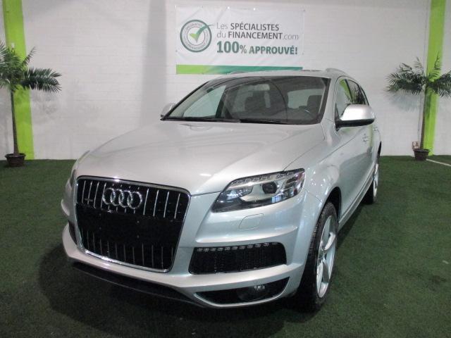 Audi Q7 2011 3.0 TDI Premium #1452-11