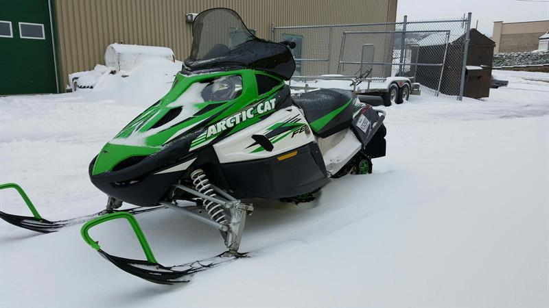 Arctic Cat F8 2009