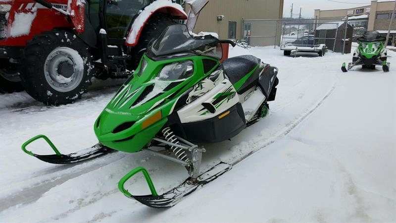 Arctic Cat F8 LXR 2009