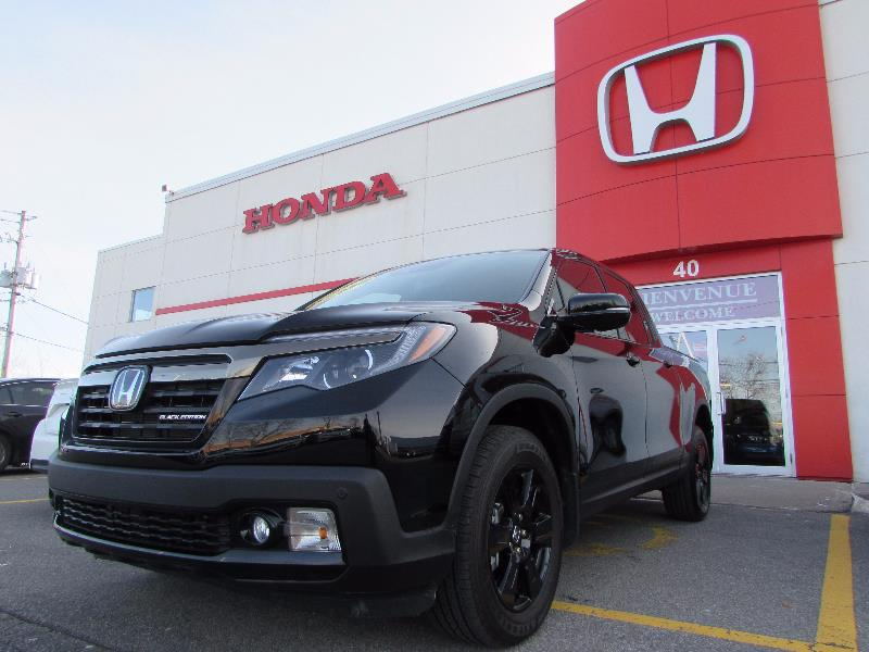 Honda Ridgeline 2017 BLACK EDITION #317000
