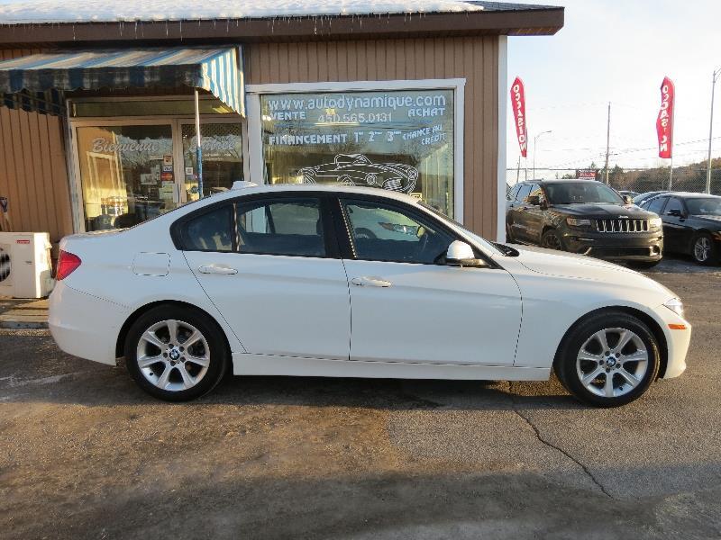 BMW 3 Series 2014 4dr Sdn 320i xDrive AWD #3645