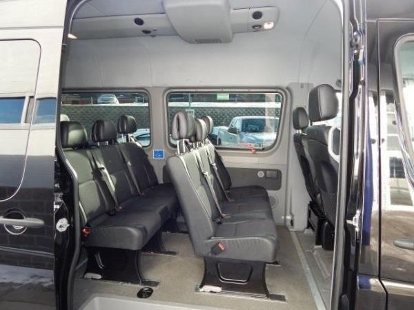 mercedes benz sprinter passenger 2500 170 12 passenger 2012 occasion vendre saint eustache. Black Bedroom Furniture Sets. Home Design Ideas