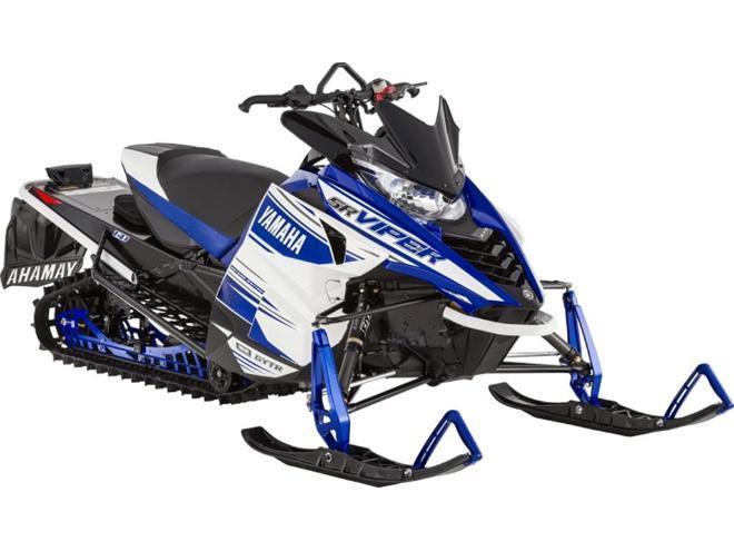 Yamaha Sr Viper XTX 2017