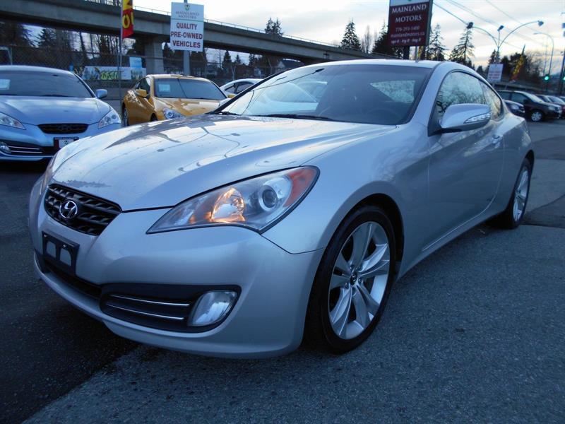 2010 Hyundai Genesis Coupe Premium Automatic #NG3736