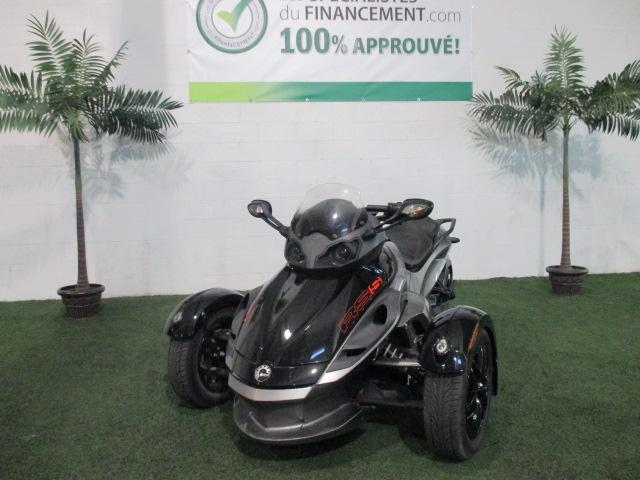 Can-am Spyder 2011 RS-S #1309-08