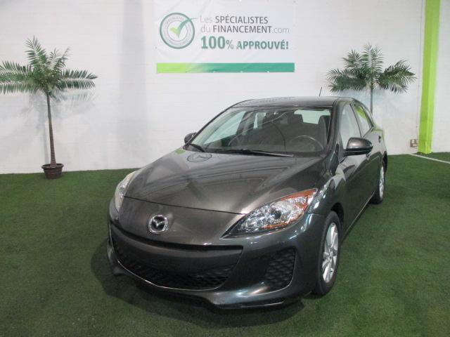 Mazda 3 Sport 2012 GX #1473-12