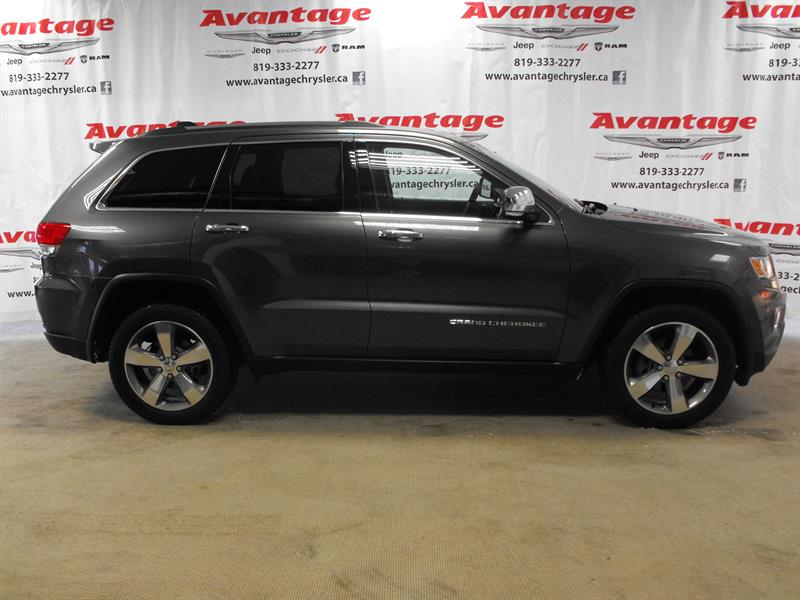 Jeep Grand Cherokee 2015 4WD 4dr Limited #0806