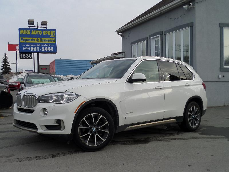 BMW X5 2014 AWD xDrive 35i #16-254