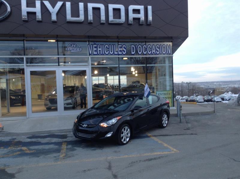 Hyundai Elantra 2011 Limited #7292A