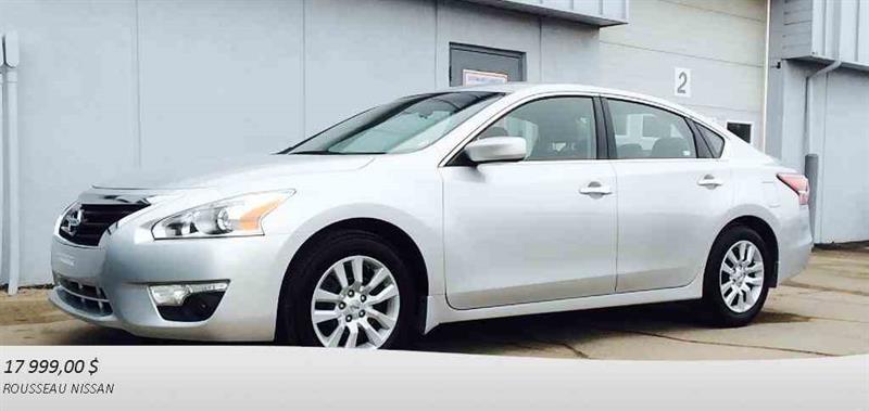 Nissan ALTIMA 2.5 S 2015 #98650B