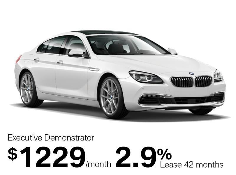 BMW 6 Series 2017