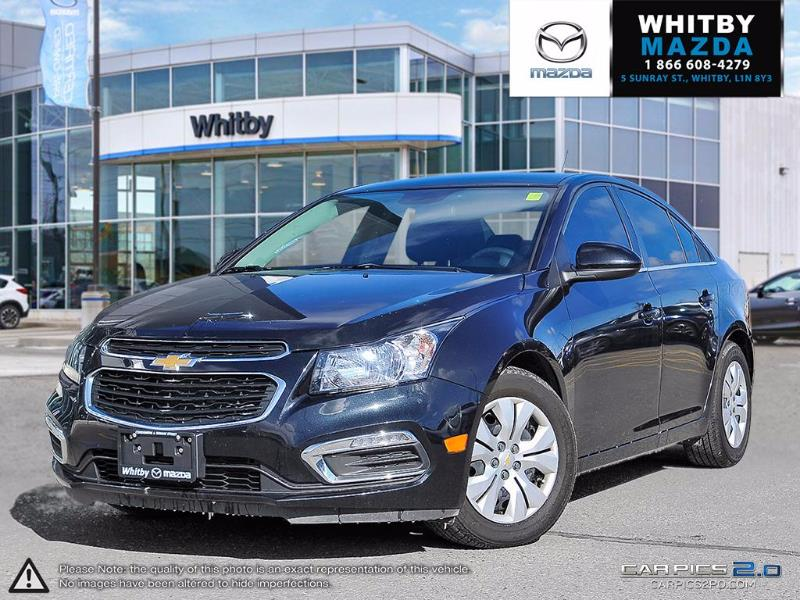 2016 Chevrolet Cruze Limited 4dr Sdn LT w-1LT #P17193