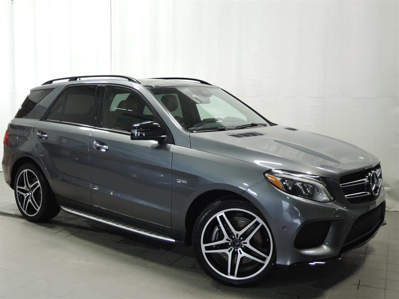 Mercedes-Benz GLE43 AMG 4MATIC 2017