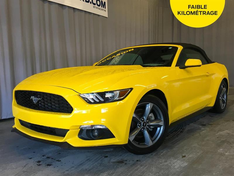 Ford Mustang Convertible 2016 V6 #C6167