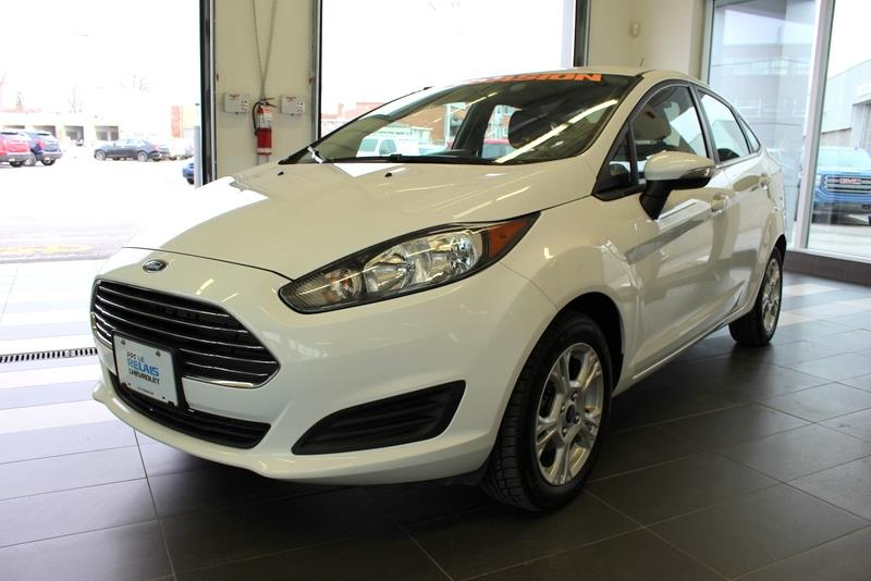 Ford Fiesta 2014 SE #72914