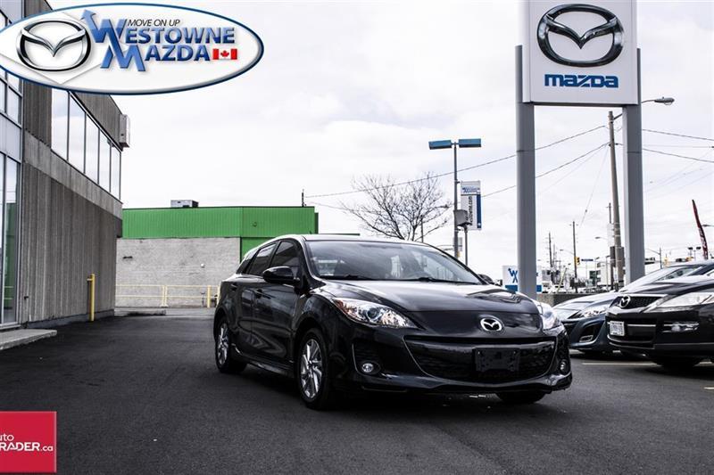 2013 Mazda 3 Sport