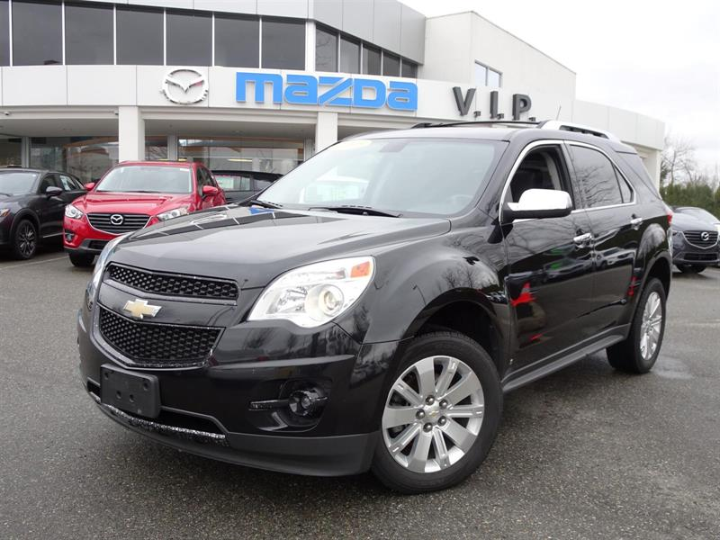 2010 Chevrolet Equinox LTX, SUNROOF, LEATHER #D6820A