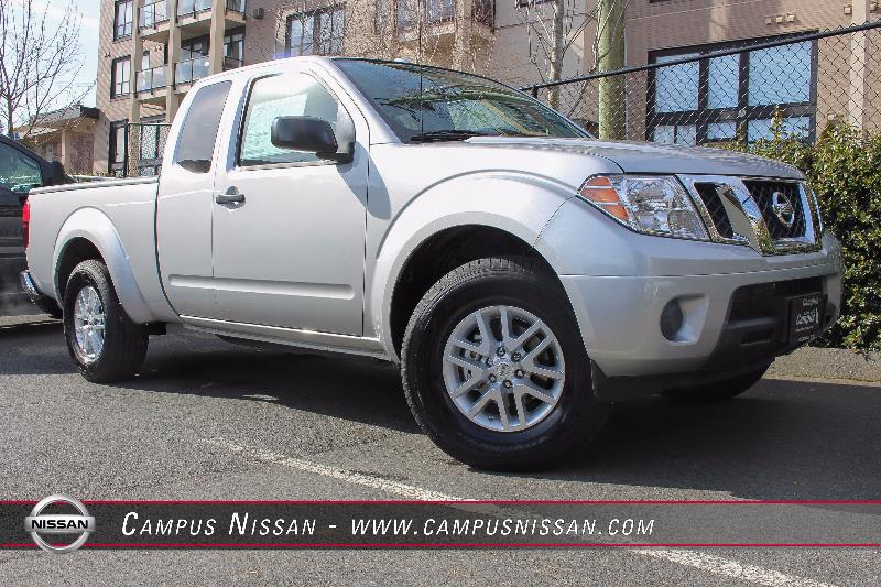 2017 Nissan Frontier King Cab SV #D7-T361