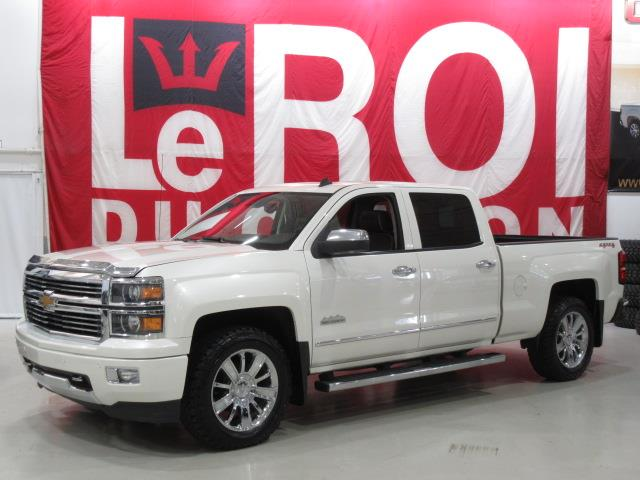 Chevrolet Silverado 1500 2014 HIGH COUNTRY 4X4 5.3L #A6074