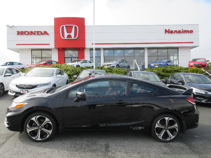 2014 Honda Civic Coupé