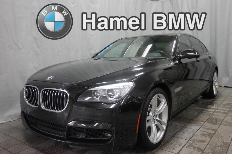 BMW 7 Series 2013 4dr Sdn xDrive AWD #U17-034
