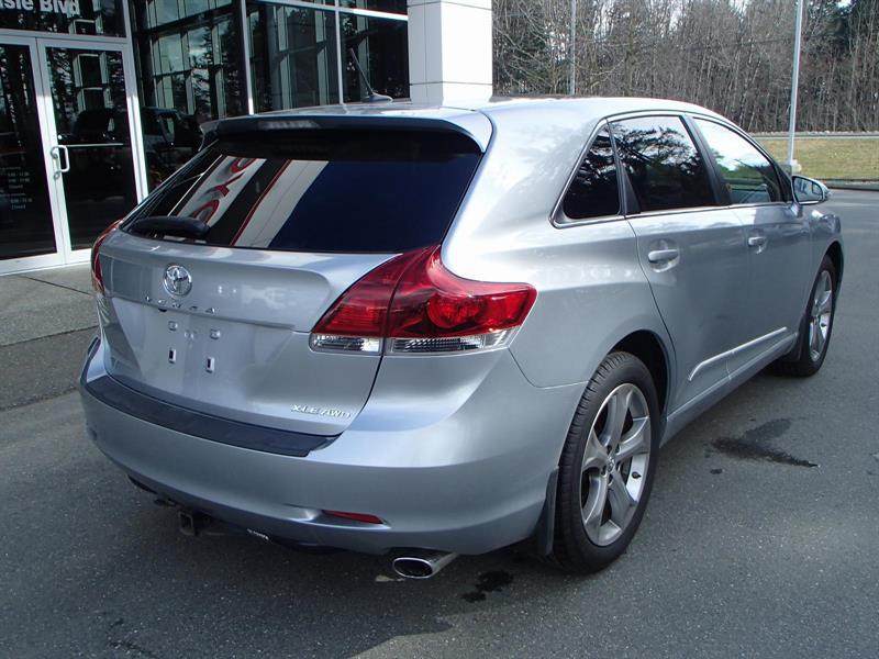 2015 toyota venza xle used for sale in courtenay at rice toyota courtenay. Black Bedroom Furniture Sets. Home Design Ideas