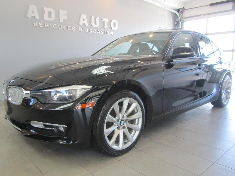 2013 BMW 3 Series 320I XDRIVE AWD #4160