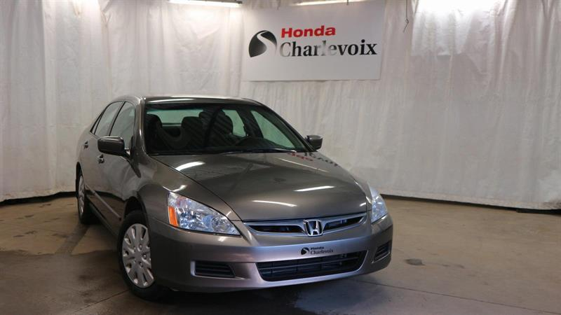 Honda Accord Sdn 2007 DX-G #C2049A