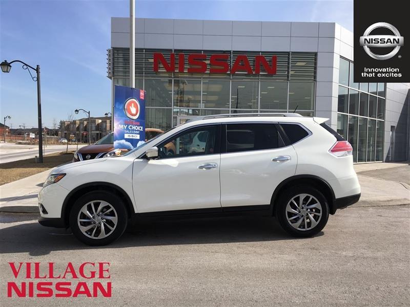 2014 Nissan Rogue SL AWD #70360A