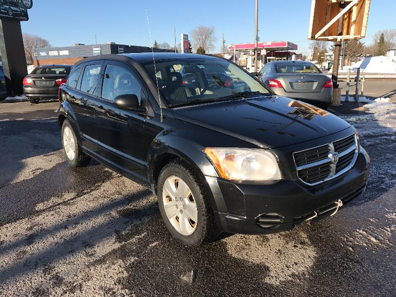 dodge caliber sxt hatchback automatic groupe electrique 2007 occasion vendre laval chez auto. Black Bedroom Furniture Sets. Home Design Ideas