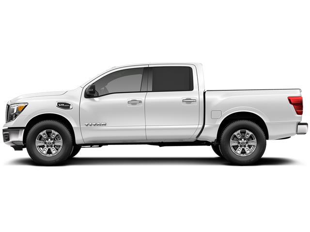 2017 nissan titan 4x4 crew cab sv new for sale in victoria at campus nissan. Black Bedroom Furniture Sets. Home Design Ideas