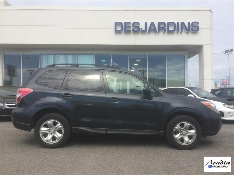 Subaru Forester 2014 2.5X #G4717A