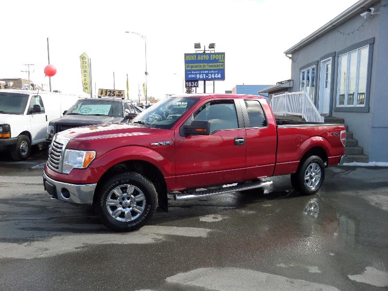 Ford F-150 2010 XLT 4WD SuperCab #17-035