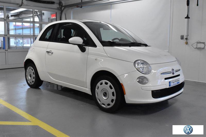 Fiat 500 2012 Pop+5 VTS+AIR #15467A
