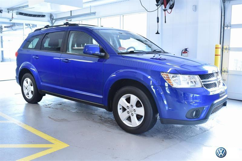 Dodge Journey 2012 SXT+V6+MAG #16944A